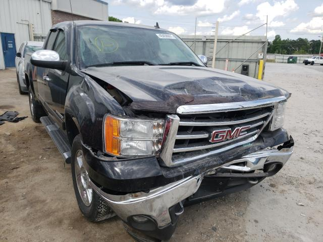 Salvage trucks for sale at Montgomery, AL auction: 2012 GMC Sierra K15