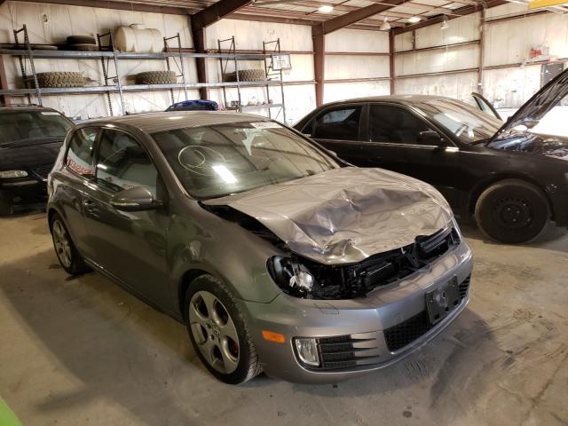 Volkswagen salvage cars for sale: 2010 Volkswagen GTI