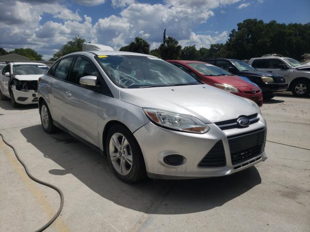 Salvage cars for sale from Copart Punta Gorda, FL: 2014 Ford Focus SE