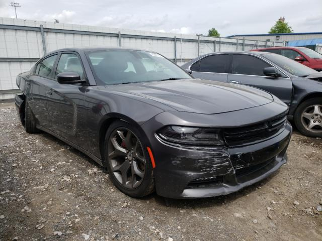 Salvage cars for sale from Copart Finksburg, MD: 2016 Dodge Charger SX
