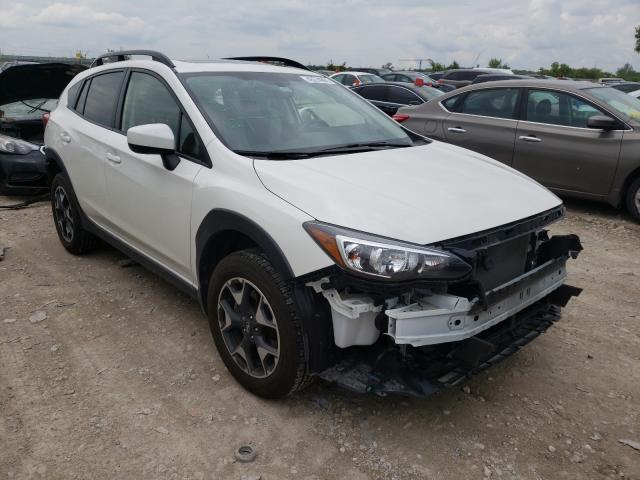 Salvage cars for sale from Copart Kansas City, KS: 2019 Subaru Crosstrek