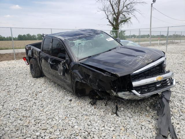 Salvage cars for sale from Copart Cicero, IN: 2017 Chevrolet Silverado