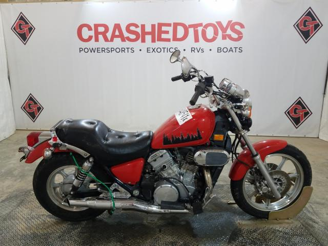 Salvage cars for sale from Copart Columbia, MO: 2005 Kawasaki VN750