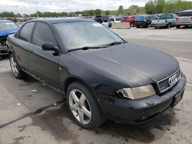 Audi A4 salvage cars for sale: 1998 Audi A4