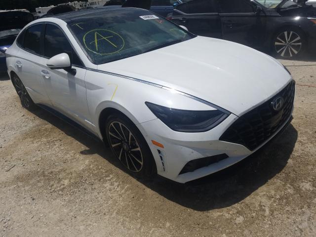 2021 Hyundai Sonata LIM en venta en Greenwell Springs, LA