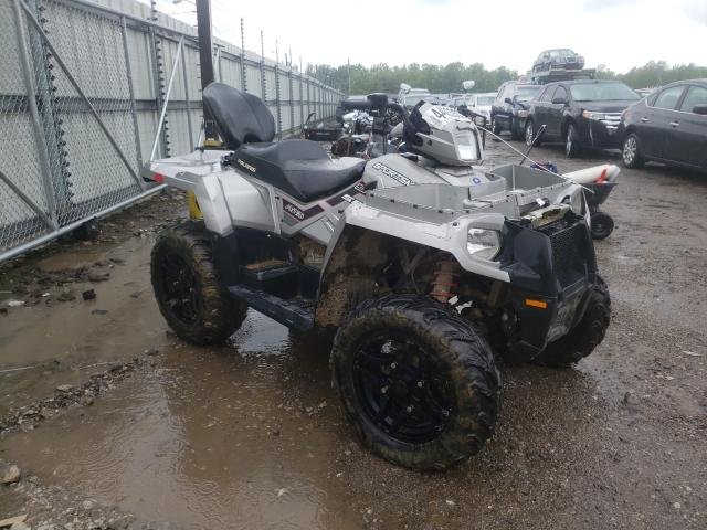 Salvage cars for sale from Copart Louisville, KY: 2017 Polaris Sportsman