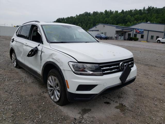 Volkswagen salvage cars for sale: 2018 Volkswagen Tiguan SE