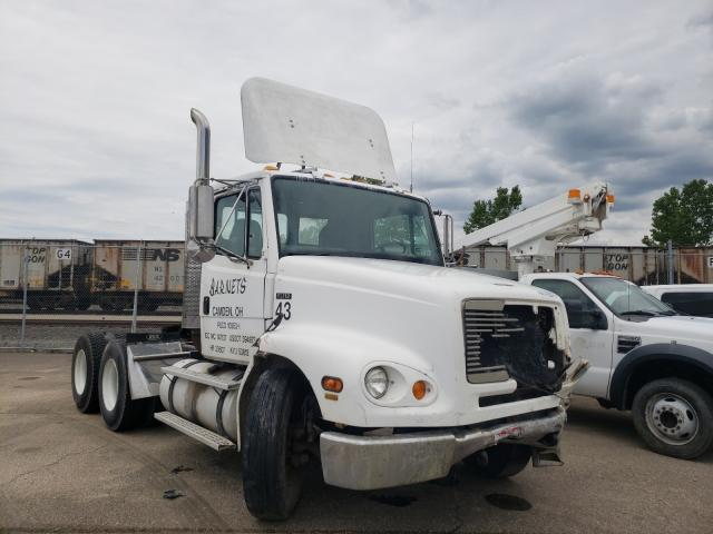 Salvage cars for sale from Copart Moraine, OH: 1998 Freightliner Medium CON