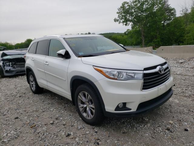 2015 Toyota Highlander for sale in West Warren, MA