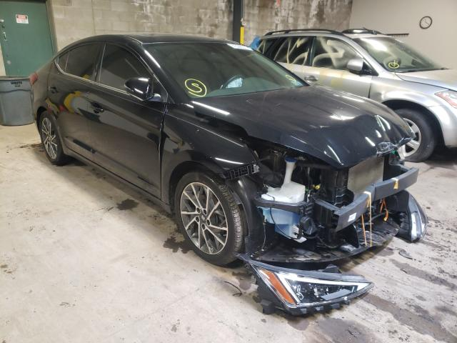Salvage cars for sale from Copart Chalfont, PA: 2020 Hyundai Elantra SE