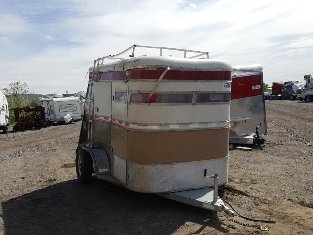 1975 Circ Horse Trailer for sale in Billings, MT