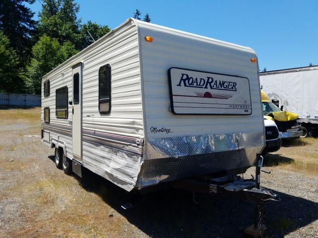Salvage cars for sale from Copart Arlington, WA: 1992 KIT Travel Trailer