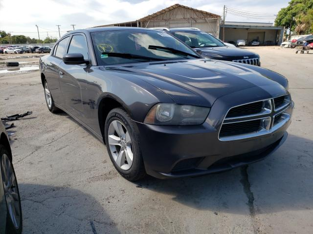 Salvage cars for sale from Copart Corpus Christi, TX: 2014 Dodge Charger SE