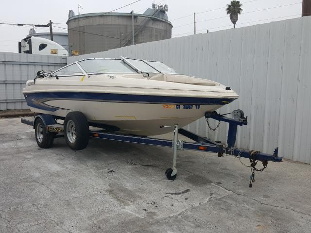 Glastron salvage cars for sale: 1998 Glastron Boat Only