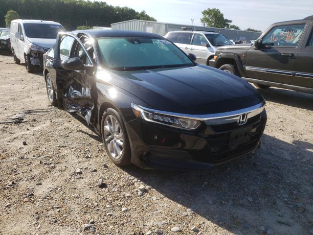 Salvage cars for sale from Copart Hampton, VA: 2020 Honda Accord LX