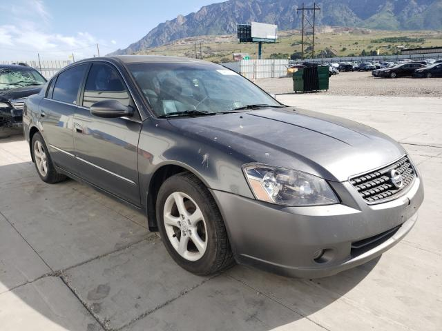 Salvage cars for sale from Copart Farr West, UT: 2005 Nissan Altima S