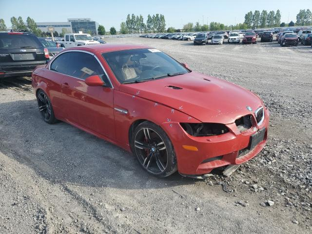 Salvage cars for sale from Copart Ontario Auction, ON: 2008 BMW M3