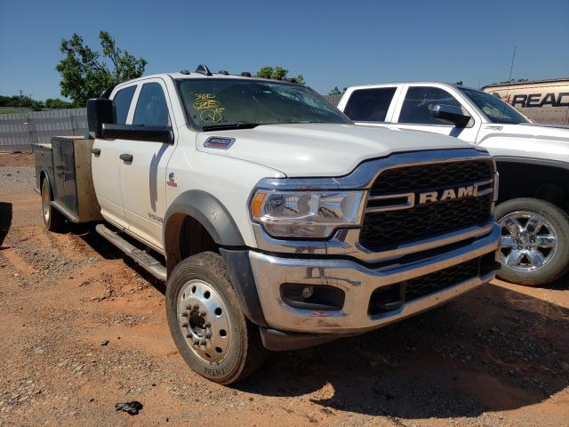Salvage cars for sale from Copart Oklahoma City, OK: 2019 Dodge RAM 4500