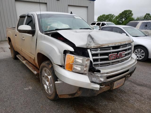 Salvage cars for sale from Copart Rogersville, MO: 2011 GMC Sierra K15