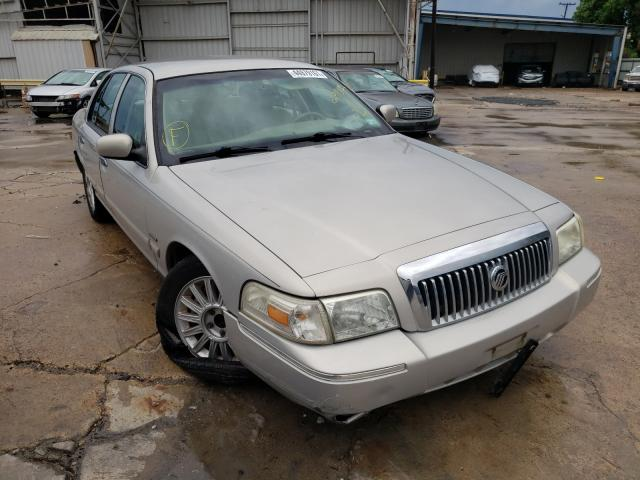Salvage cars for sale from Copart Corpus Christi, TX: 2010 Mercury Grand Marq