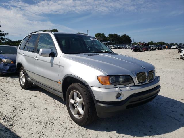 BMW Vehiculos salvage en venta: 2003 BMW X5 3.0I