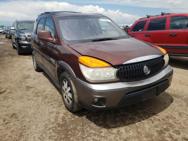 Salvage cars for sale from Copart Brighton, CO: 2002 Buick Rendezvous