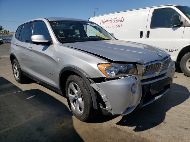 BMW Vehiculos salvage en venta: 2011 BMW X3 XDRIVE2