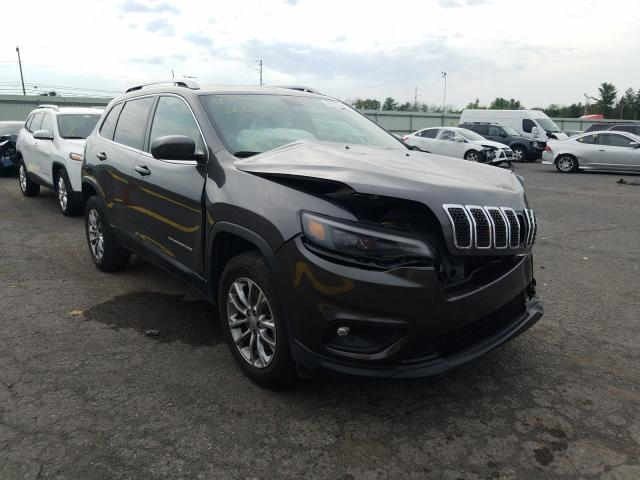 Salvage cars for sale from Copart Pennsburg, PA: 2019 Jeep Cherokee L