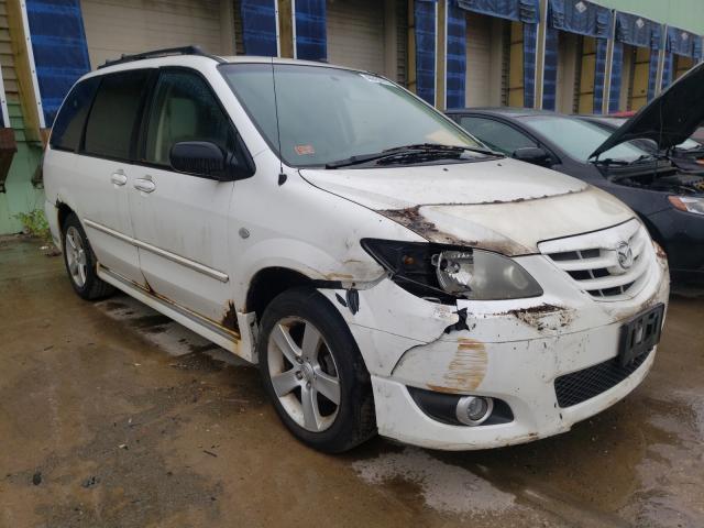 Vehiculos salvage en venta de Copart Columbus, OH: 2004 Mazda MPV Wagon