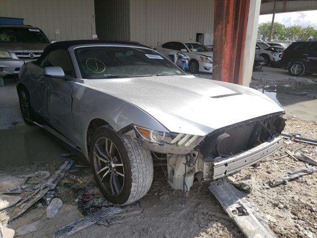 Vehiculos salvage en venta de Copart Homestead, FL: 2017 Ford Mustang