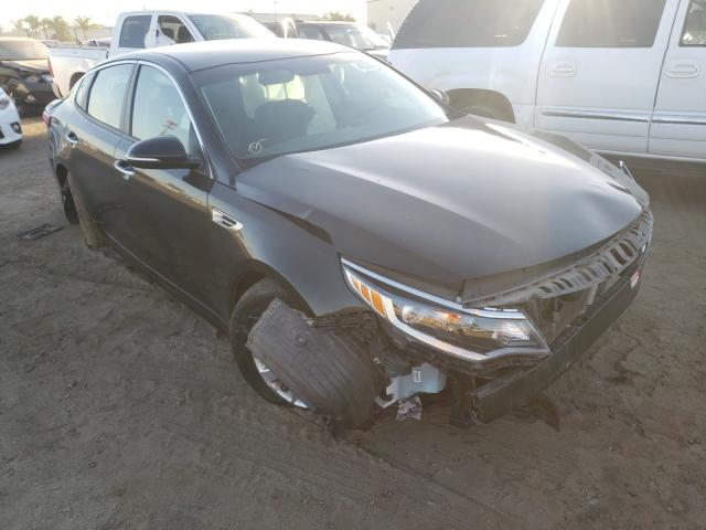 Salvage cars for sale from Copart Bakersfield, CA: 2016 KIA Optima LX
