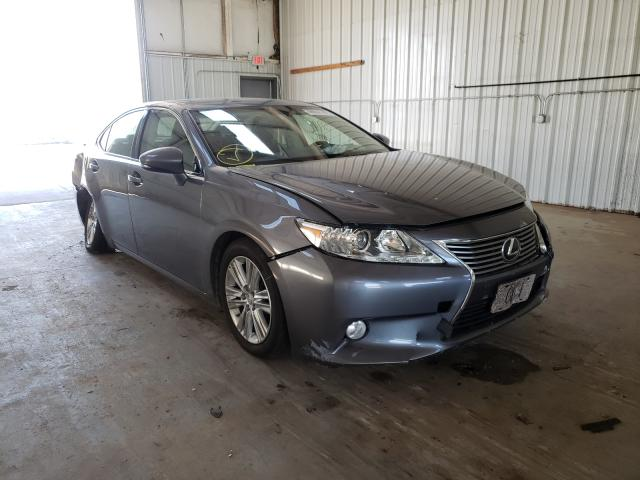 Salvage cars for sale from Copart Dyer, IN: 2015 Lexus ES 350