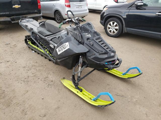 Salvage cars for sale from Copart Brighton, CO: 2018 Skidoo Summit