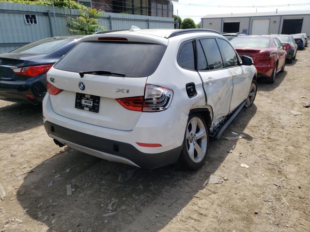 2013 BMW X1 XDRIVE3 WBAVM5C53DVV90702