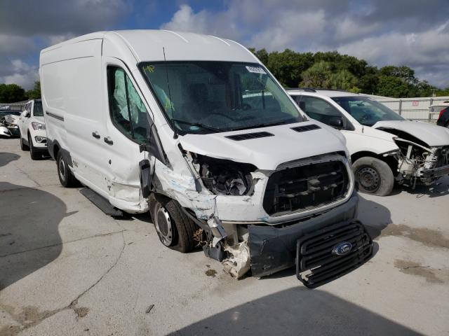 Salvage cars for sale from Copart Punta Gorda, FL: 2016 Ford Transit T