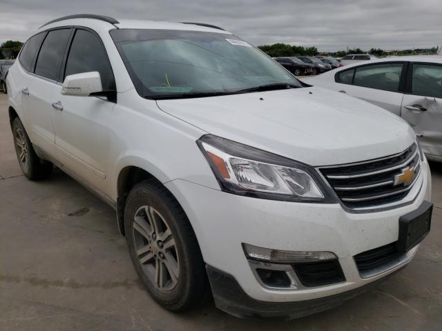 2017 Chevrolet Traverse L en venta en Grand Prairie, TX
