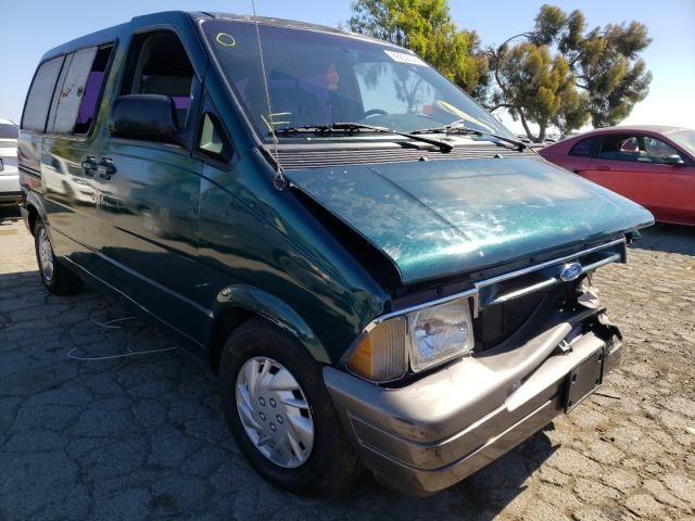 Ford Aerostar salvage cars for sale: 1994 Ford Aerostar