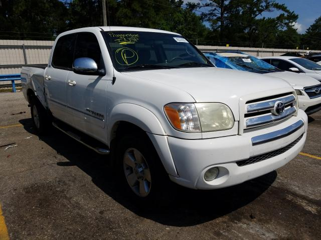 Salvage cars for sale from Copart Eight Mile, AL: 2005 Toyota Tundra DOU