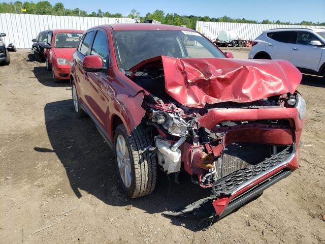 Vehiculos salvage en venta de Copart Louisville, KY: 2014 Mitsubishi Outlander