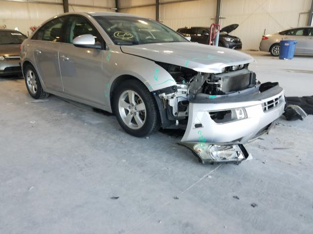 Salvage cars for sale from Copart Greenwood, NE: 2012 Chevrolet Cruze LT