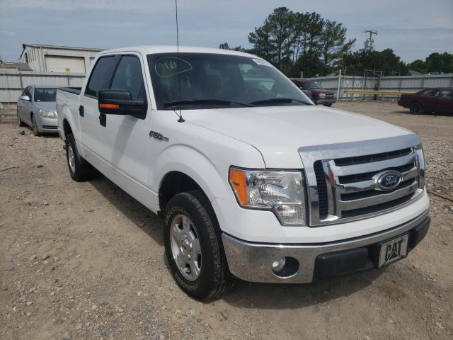Salvage cars for sale from Copart Florence, MS: 2012 Ford F150 Super