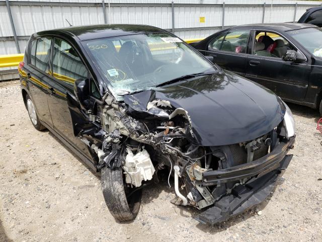 Vehiculos salvage en venta de Copart Glassboro, NJ: 2010 Nissan Versa S