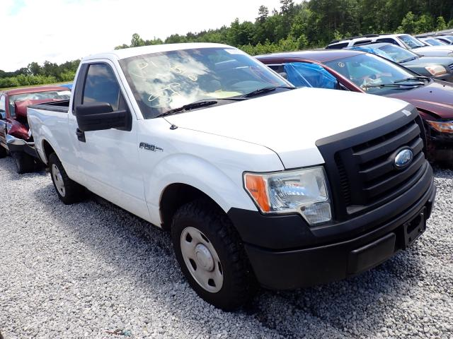 Salvage cars for sale from Copart Spartanburg, SC: 2009 Ford F150