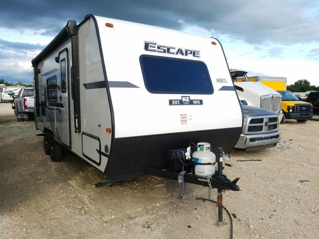 Salvage cars for sale from Copart New Braunfels, TX: 2020 Other RV