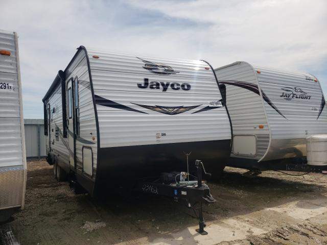 Salvage cars for sale from Copart Temple, TX: 2019 Jayco Trailer