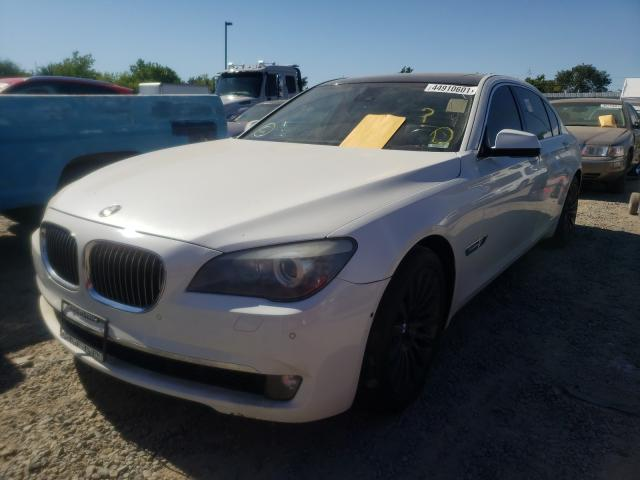 BMW 7 SERIES 2012 1