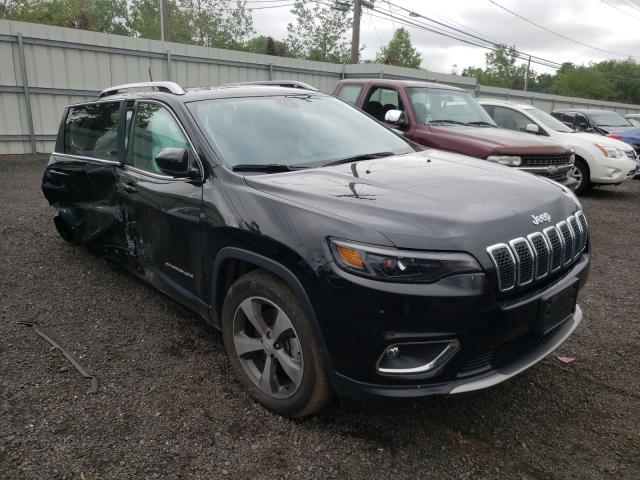 Vehiculos salvage en venta de Copart New Britain, CT: 2020 Jeep Cherokee L