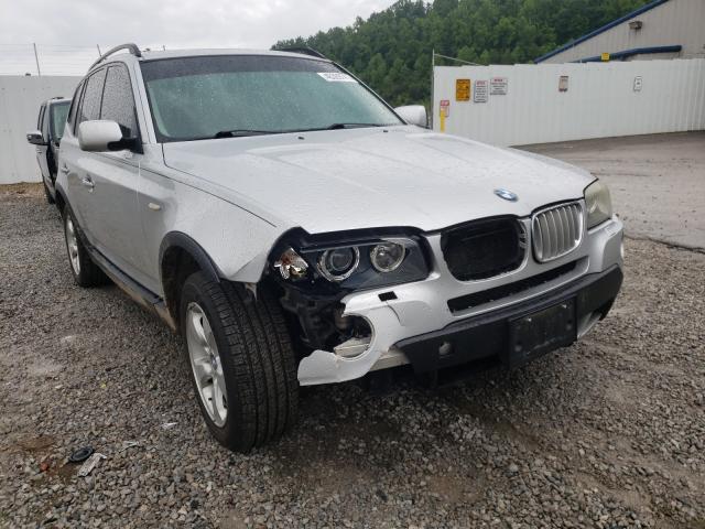 BMW Vehiculos salvage en venta: 2007 BMW X3 3.0SI
