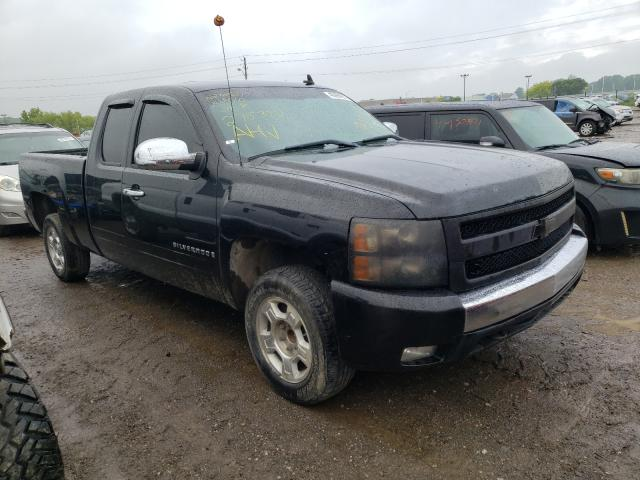 Salvage cars for sale from Copart Indianapolis, IN: 2008 Chevrolet Silverado