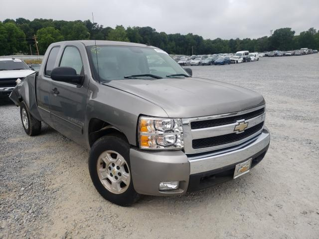 Salvage cars for sale from Copart Gastonia, NC: 2007 Chevrolet Silverado